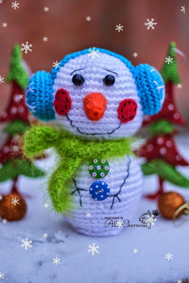 Снеговик Фрости