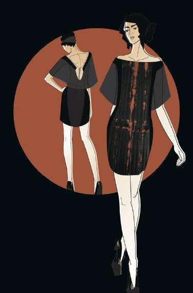 kalypso, illustration by [mayaschaale]