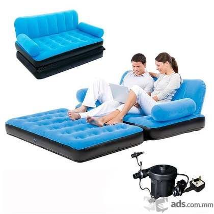 Air Bed Sofa - Myanmar (Burma)