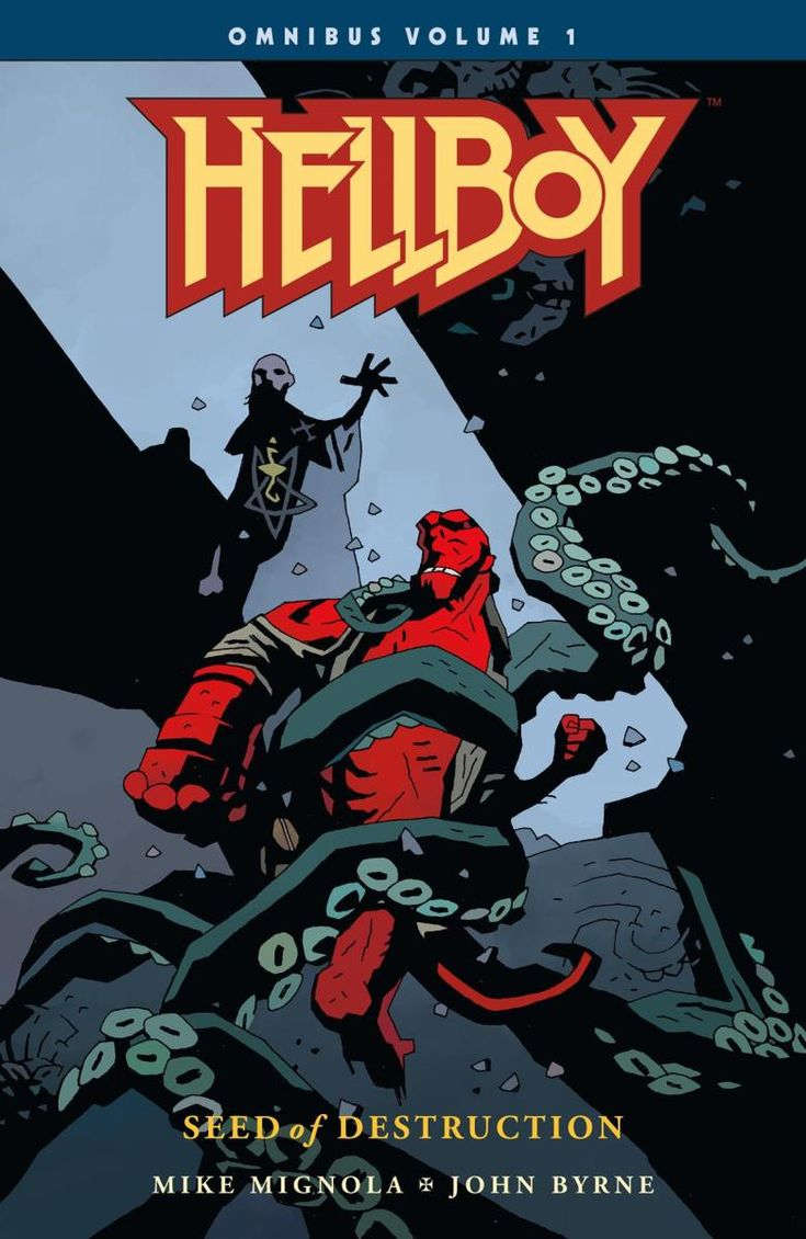 Comic Crypt: HELLBOY To Get Board Game in 2018!