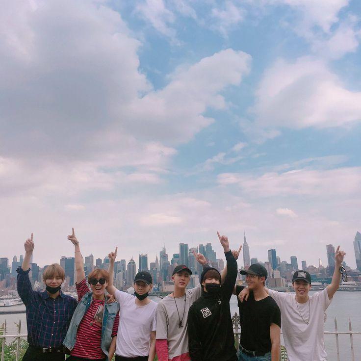 BTS - NY