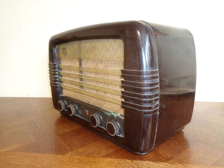 ancien poste de radio philips radio r tro pinterest radios r tro philips et vintage r tro. Black Bedroom Furniture Sets. Home Design Ideas