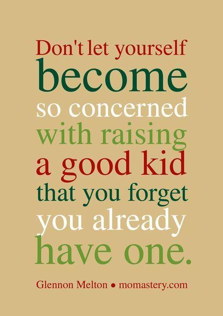 Hmm....very true....very true.  For my great kid!
