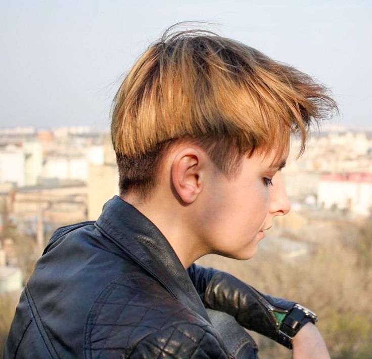 Pin by Eddie on Hair: Pixie Haircuts on the short side | Pinterest