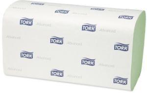 Prosoape de hartie Tork 290179, economice datorita modului de ambalare, 15 pachete/bax, 250 foi/pachet.