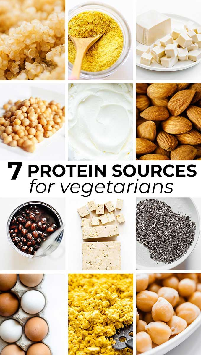 19+ High protein sources for vegetarians inspirations