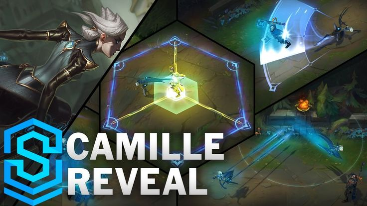 Camille Reveal - The Steel Shadow | New Champion https://www.youtube.com/watch?v=zdQig0wqC4M&t=0s #games #LeagueOfLegends #esports #lol #riot #Worlds #gaming