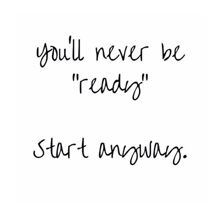 Just do it! #goodvibes #start #doityourself #beyourself