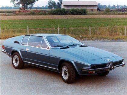 BMW 3.0 Si Coupé (Frua), 1975