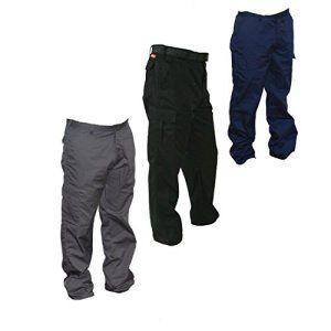 Lee Cooper 205 Cargo Pantalon de travail pour homme