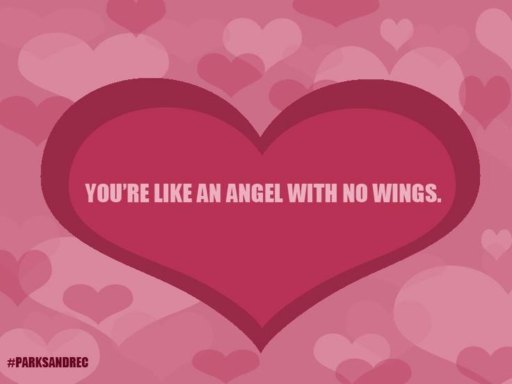 Andy Dwyer / Valentine's Day / #ParksandRec