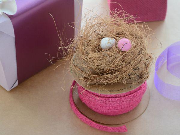 Coconut Coir Fibre - a great packaging alternative