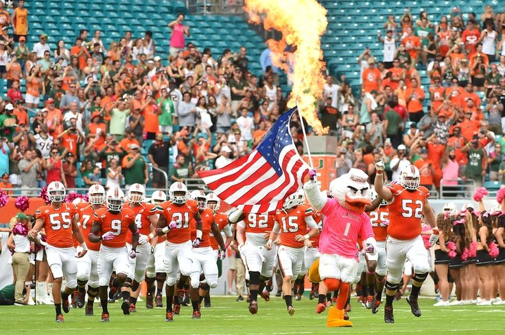 Miami Hurricanes Football: There's a storm brewing in South Beach #Sport #iNewsPhoto