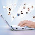 Isan mensajeros  enREDados en la dimension humana del trabajo. Pagina de contacto, Isan mensajeros