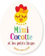 Boutique - Mimi Cocotte et les petits loups