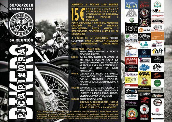 3ª Reunión Biker Picapiedra En Tarragona Los Picapiedras Reuniones