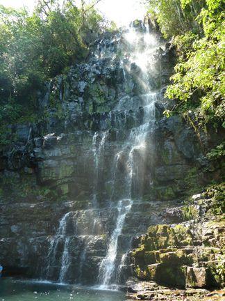 Salto Cristal, Paraguay