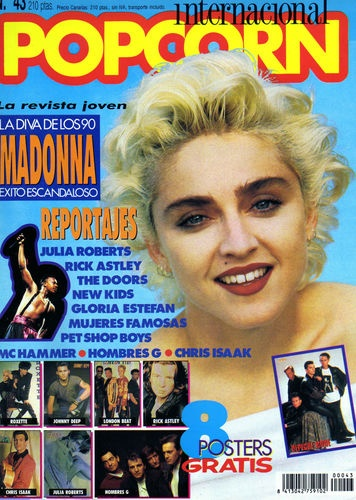 54 best madonna MAGAZINES images on Pinterest