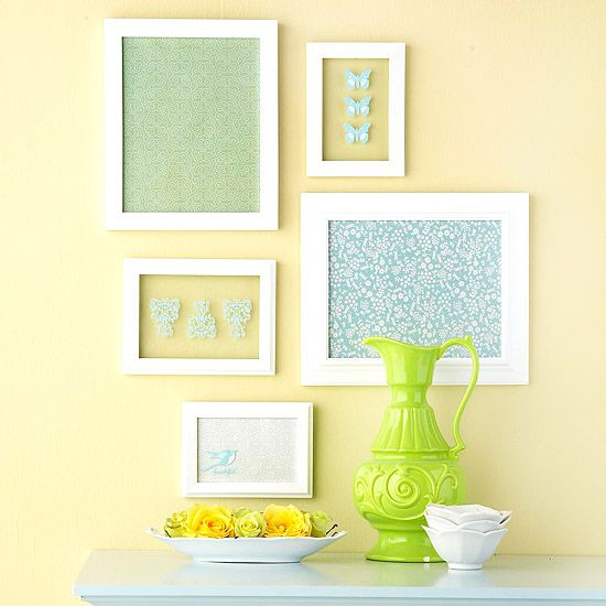 26 best Framed Fabric Wall Art images on Pinterest | Fabric wall art ...