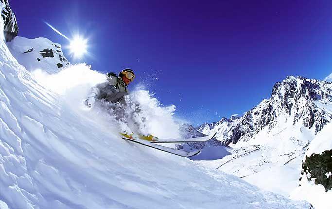 Bansko, Alyeska och Soldeu. The Telegraph har listat de nio bästa skidorterna som du troligen aldrig hört talas om.