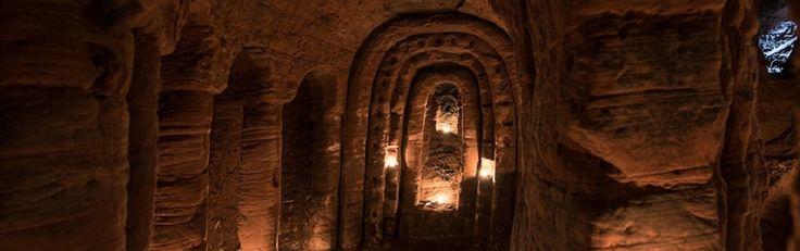 Konijnenhol leidt naar 700 jaar oud grottencomplex van de geheimzinnige Tempeliers - http://www.ninefornews.nl/konijnenhol-leidt-grottencomplex-tempeliers/