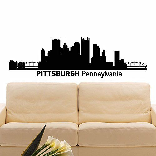 Best City Silhouette Design Images On Pinterest Silhouette - How to make vinyl wall decals with silhouette