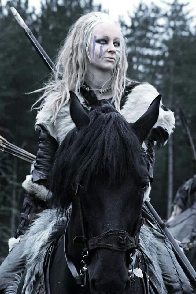 A Pictish woman warrior in Centurion(2010) 8th century ...