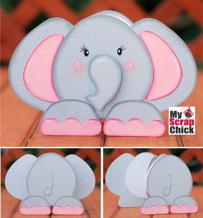Elefánt Zoo Animal Book: kattintson a képre