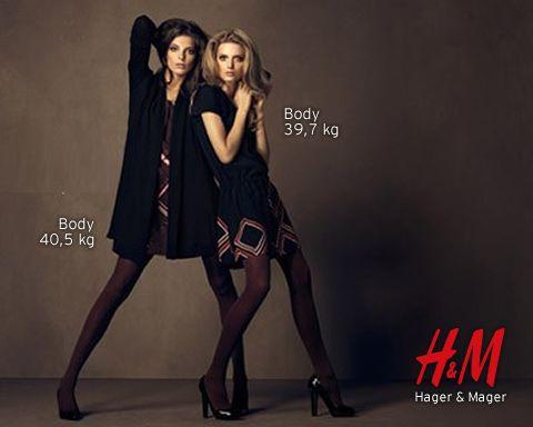 H&M ad bashing