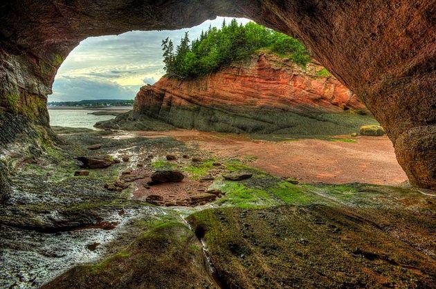 Bay of Fundy, New Burnswick