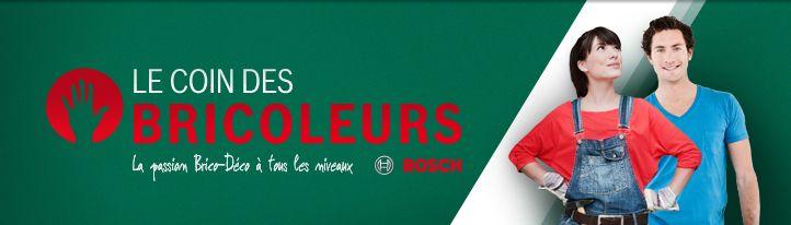 Forum pour bricoleurs dédié au do-it-yourself: le-coin-des-bricoleurs.com