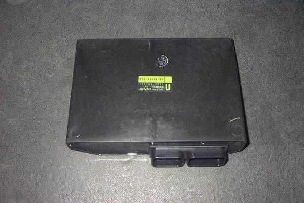 ヤマハ YZF R6 STD コンピューターユニット ECU_画像1
