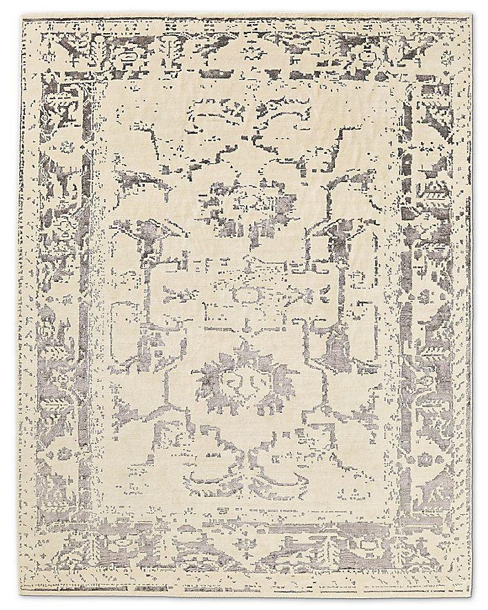 Arte Rug - Ivory/Charcoal