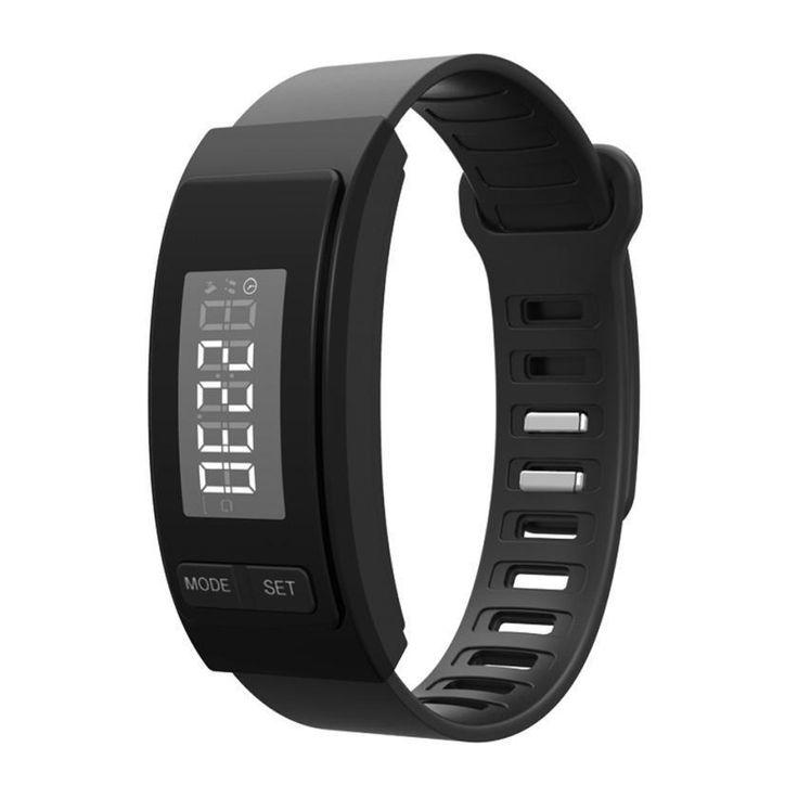 Digital LCD  Sport Smart Running Fitness Tracker Pedometer Bracelet Valentine's Day Gift #band #fitnes #watches https://seethis.co/r8WKKP/