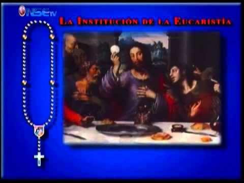 Recemos el Rosario-Jueves-(Misterios luminosos). completo   OREMOS UNID@S