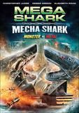 Mega Shark vs. Mecha Shark [DVD] [2014]