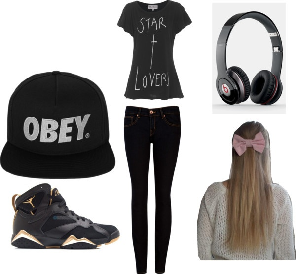 """my swagged outfit"" by shortybethany ❤ liked on Polyvore"