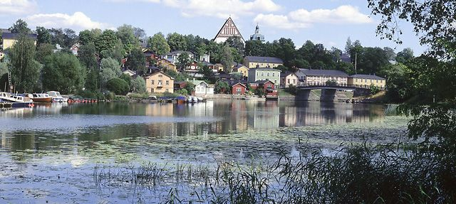 Picture-perfect Porvoo - thisisFINLAND: Life & society: Travel stories