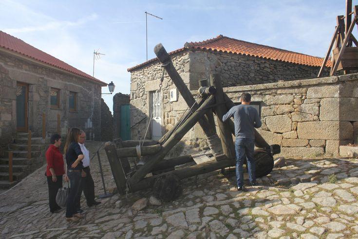 Castelo de Penedono: A riqueza e a desgraça vivem aqui