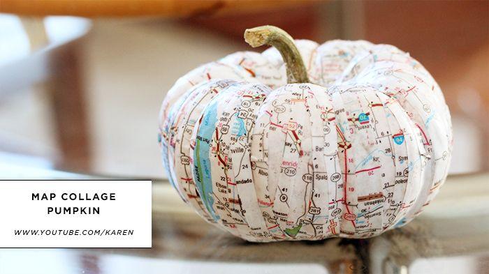 Best diy no carve pumpkins images on pinterest carved
