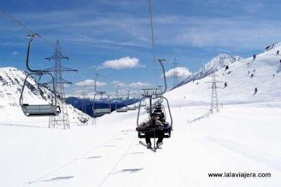 5 destinos de nieve en España: Baqueira Beret #esqui