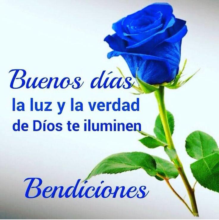 Dios Te Bendiga :-) Hoy Mañana y Siempre :-) :-)
