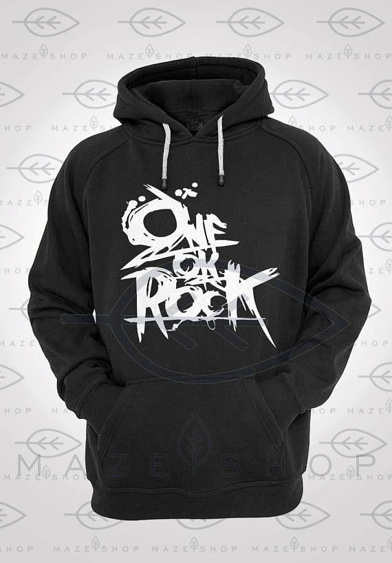One Ok Rock Logo Hoodie Sweatshirt Visual Kei BabyMetal Dir en