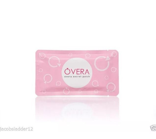 OVERA HYALURONIC ACID SECRET PATCH BIODEGRADABLE FILLER SPOT MASK SHEET  #OVERA