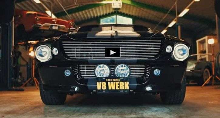 You might've seen many, but this 1967 Mustang Eleanor build will impress even Nicolas Cage. Check out this awesome muscle car video!