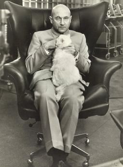 "1960 G-Plan Rocker-Recliner | Ernst Stavro Blofeld - ""You Only Live Twice"" (Bond 1967)"