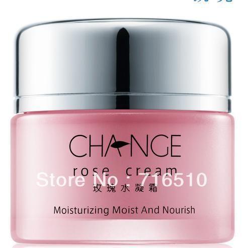 Rosa água creme loção hidratante creme hidratante e branqueamento produtos de cuidados da pele alishoppbrasil