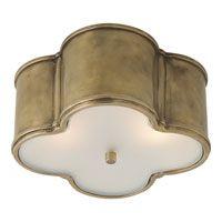 Visual Comfort CHC5373GI E.F. Chapman Gramercy 6 Light 33 inch Gilded Iron Chandelier Ceiling Light