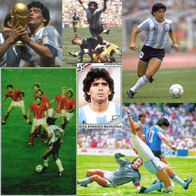 1986 Argentina wins second World Cup