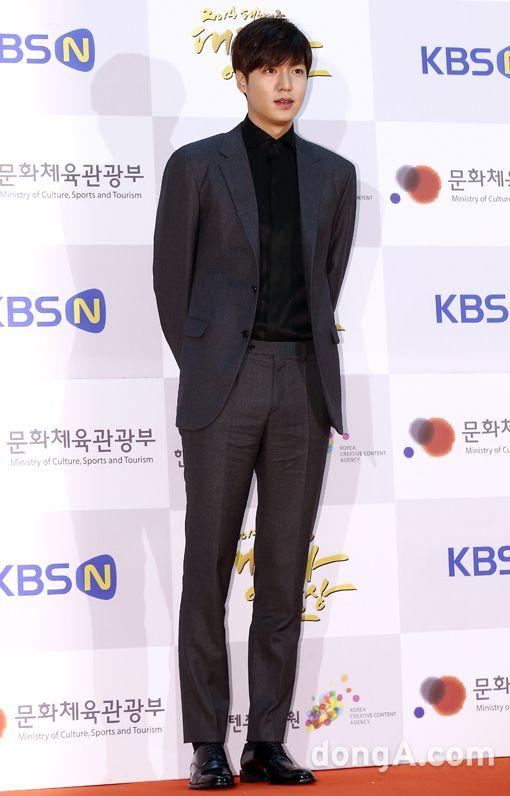 [Photo & Video] 141117 Lee Min Ho @ 2014 Korean Popular Culture & Arts Awards | ♥♥Love Minsun♥♥